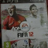 EA FIFA Soccer 12 PS3 uploaded by Kea T.