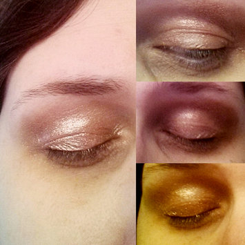 Photo of e.l.f. Eyeshadow Light Gold .09 oz, Rose Gold uploaded by Jennifer R.