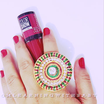 Photo of Maybelline Color Show® Nail Polish uploaded by Kinshoo A.