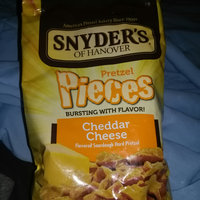 Snyder's Of Hanover Cheddar Cheese Pretzel Pieces uploaded by Maureen r.