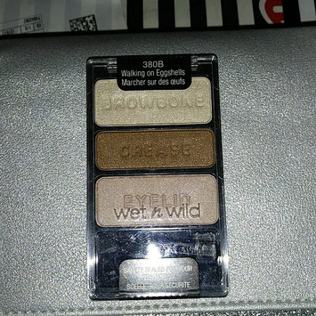 Photo of Wet N Wild Color Icon Eyeshadow Trio uploaded by Angelique P.