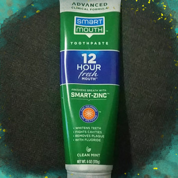 Photo of SmartMouth Advanced Clinical Formula Toothpaste with Fluoride uploaded by Gisela Q.