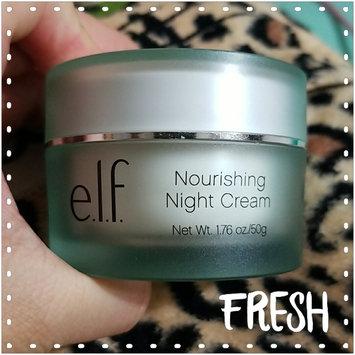 Photo of e.l.f. Skincare Nourishing Night Cream uploaded by Christine A.