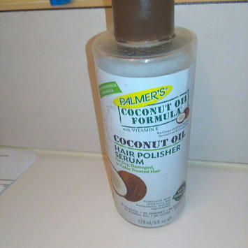 Photo of Palmers Palmer's Coconut Oil Formula Shine Serum Hair Polisher 6-oz. uploaded by Frecita C.