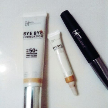 Photo of IT Cosmetics® Bye Bye Foundation Full Coverage Moisturizer™ with SPF 50+ uploaded by Brooksann S.