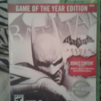 Warner Bros. Interactive Batman: Arkham City - Game of the Year (Xbox 360) uploaded by Amy M.