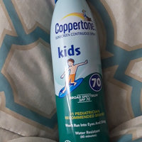 Coppertone Wet 'n Clear Kids Continuous Spray uploaded by jesy F.