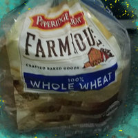 Pepperidge Farmhouse Bread 100% Whole Wheat uploaded by Gisela Q.