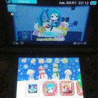 Sega Hatsune Miku: Project Mirai Dx - Nintendo 3ds uploaded by Karla F.