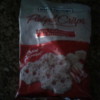 Pretzel Crisps® White Chocolate & Peppermint uploaded by Daphne W.