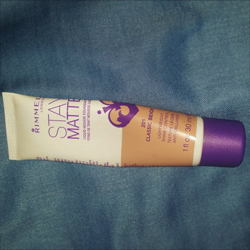 Photo of Rimmel Stay Matte Liquid Mousse Foundation uploaded by Chaimae R.