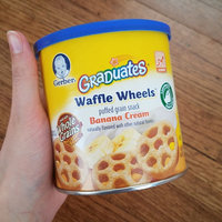 Gerber® Graduates® Waffle Wheels™ Banana Cream uploaded by Sarah D.