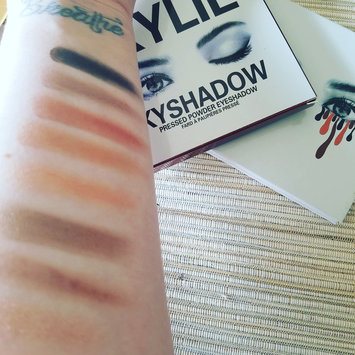 Photo of Kylie Cosmetics The Bronze Palette Kyshadow uploaded by Amanda C.