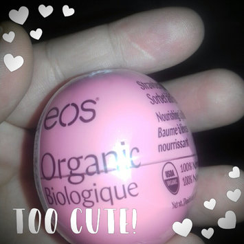 Photo of eos® Organic Smooth Sphere Lip Balm uploaded by CheLoDi D.