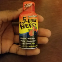 Berry Regular Strength 5-hour ENERGY® Shot uploaded by GeMarques T.