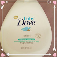 Dove Baby Sensitive Moisture Lotion uploaded by Gisela Q.