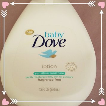 Photo of Dove Baby Sensitive Moisture Lotion uploaded by Gisela Q.