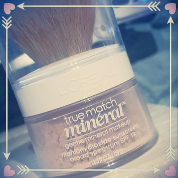 Photo of L'Oréal Paris True Match™ Mineral Foundation uploaded by Trina J.