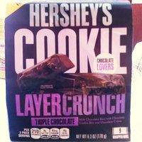 Hershey's Cookie Layer Crunch Bar Triple Chocolate uploaded by Michelle P.