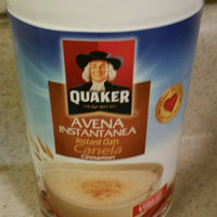 Quaker® Instant Oatmeal Cinnamon And Spice uploaded by Ramonita R.