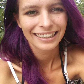 Photo of Jerome Russell Plum Semi-Permanent Punky Colour uploaded by Brittany C.