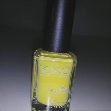 Photo of Kiko Milano Nail Lacquer uploaded by Pattie G.