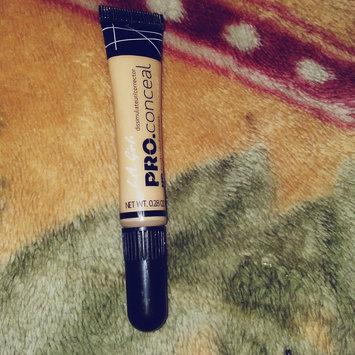 Photo of LA Girl Pro High Definition Concealer uploaded by Estrella G.