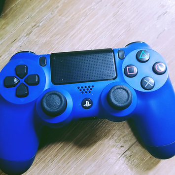 Photo of PS4 Wave Blue Dualshock 4 Wireless Controller [Sony] uploaded by Debbie K.