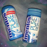 Mentos Pure Fresh Gum Fresh Mint uploaded by Chaimae R.