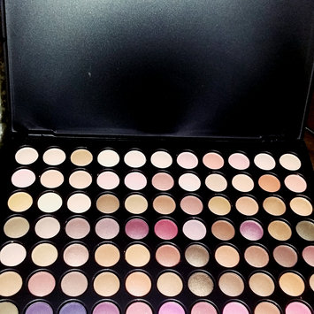 Photo of BH Cosmetics Urban Luxe - 99 Color Eyeshadow Palette uploaded by Nada T.