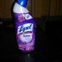 Lysol Clean & Fresh Toilet Bowl Cleaner uploaded by Maureen r.