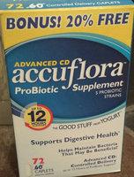 Accuflora Advanced CD Probiotic Acidophilus, Caplets, 72 ea uploaded by naf C.