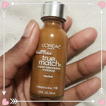 Photo uploaded to L'Oréal Paris True Match™ Mineral Foundation by Fiona B.