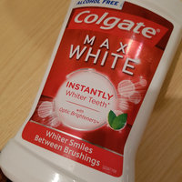 Colgate® MAX WHITE® with MINI-BRIGHT STRIPS Toothpaste Crystal Mint uploaded by elina m.
