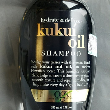 Photo of OGX® Kukui Oil Shampoo uploaded by Gisela Q.