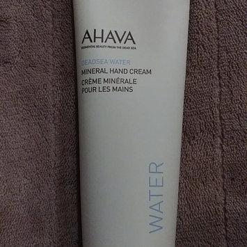 Photo of AHAVA Mineral Hand Cream uploaded by KookHee K.
