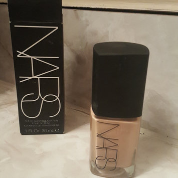 Photo of NARS Sheer Glow Foundation uploaded by Belen M.
