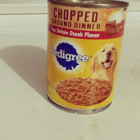 Pedigree® Chunky Ground Dinner Beef Canned Dog Food uploaded by Melissa L.