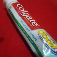 Colgate Total Fresh Mint Strip Gel Toothpaste uploaded by Maria P.