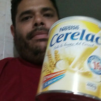 Nestlé® Nestum® Cerelac® Wheat Infant Cereal with Milk 14.1 oz. Canister uploaded by Francisco R.