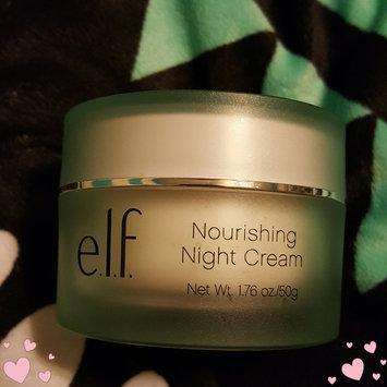Photo of e.l.f. Skincare Nourishing Night Cream uploaded by Pamela E.