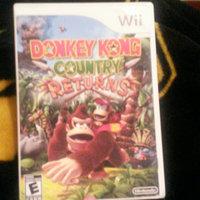 Donkey Kong Country Returns Wii uploaded by Jennifer M.