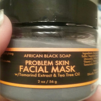 Photo of SheaMoisture African Black Soap Problem Skin Facial Mask uploaded by Denise T.