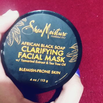 Photo of SheaMoisture African Black Soap Problem Skin Facial Mask uploaded by Mika F.