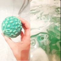 LUSH Fizzbanger Bath Bomb uploaded by R A.