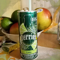 Perrier Lime Sparkling Natural Mineral Water uploaded by Danielle W.
