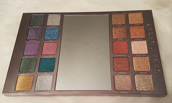 Photo of Urban Decay Heavy Metals Metallic Eyeshadow Palette uploaded by Chandra C.