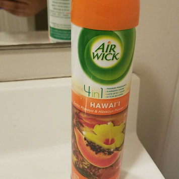 Photo of Air Wick National Park Series Aerosol Air Freshener uploaded by Semaria S.