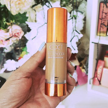 Photo of EX1 Cosmetics Invisiwear Liquid Foundation (30ml) (Various Shades) uploaded by CallmeLails ..
