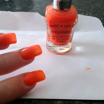 Photo of Wet N Wild Megalast Nail Color uploaded by Amanda D.